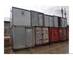 Бытовки, контейнеры
